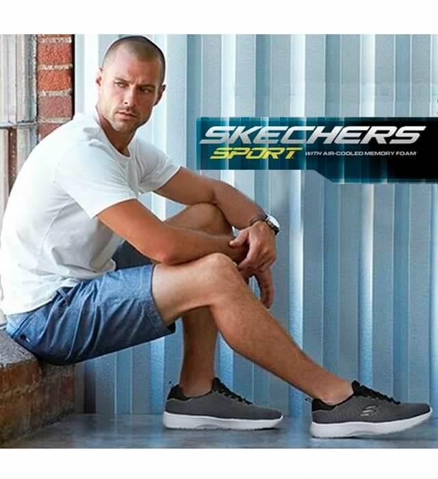 Ayakların Yükünü Azaltan Marka Skechers!